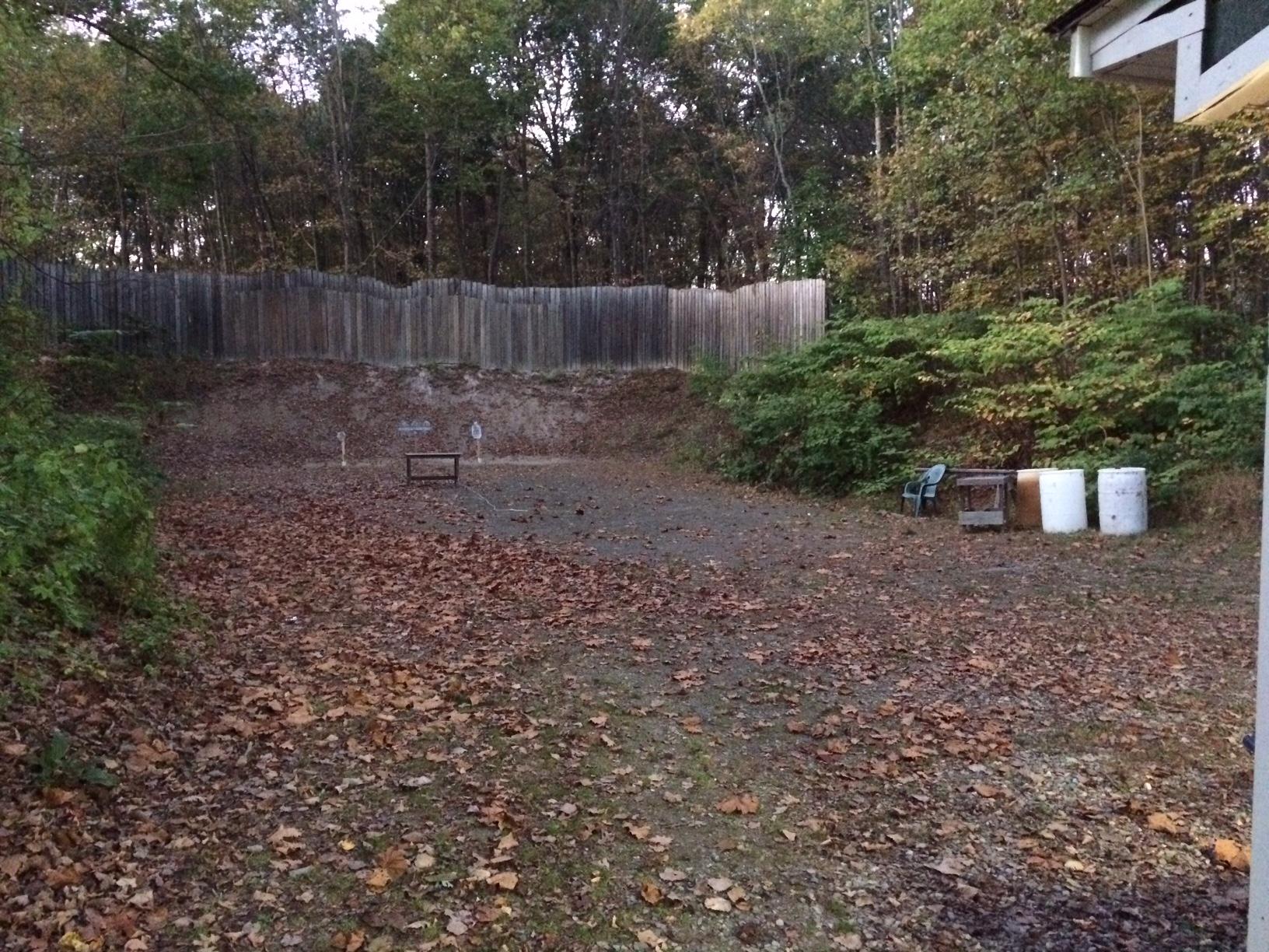 Beau Hybrid Indoor Outdoor Shooting Range (outdoor Range With Indoor Shooting  Shed) ...